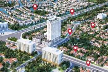 Mở bán CC cao cấp đối diện Vinhomes Riverside, ưu đãi chỉ từ 2,1 tỷ/căn 2PN +1 đa năng, CK 3%