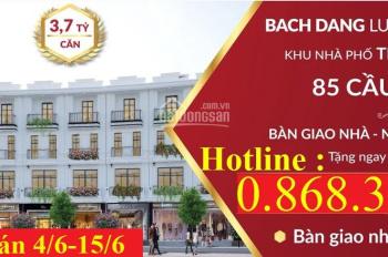 Chủ đầu tư mở bán biệt thự dự án Bạch Đằng Luxury Residence Hải Phòng -LH CĐT 0908583969 giá tốt