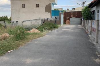 Bán lô đất cuối đường 11, phường Tăng Nhơn Phú B, Quận 9, DT 55m2, sổ riêng