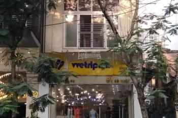 Cho thuê nhà mặt phố Trần Phú, Hà Đông. DT: 90m2 x 2T, MT: 4.5m