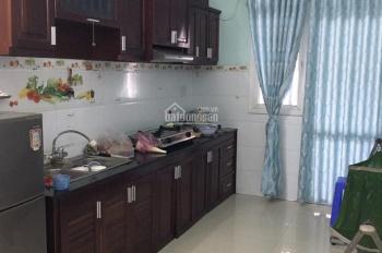 Cho thuê mặt bằng kinh doanh 1 lầu, Phú Thọ, 140m2, 3 phòng ngủ, 3 máy lạnh, 12tr/th LH 0911645579