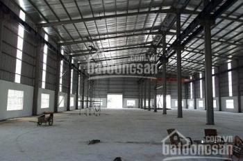 Cho thuê kho xưởng DT: 1500m2, 2500m2, 5000m2 tại KCN Thạch Thất, Quốc Oai. LH: 0903425299
