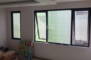Nhà mặt phố Hà Huy Tập, H. Gia Lâm, 95m2, 5T, MT=6m, giá 4.5 tỷ ô tô cực rộng