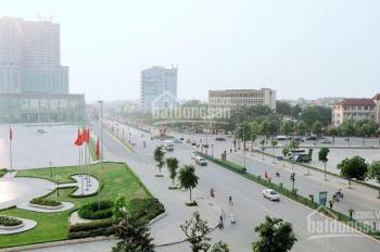 Bán nhà phố khu trung tâm quảng trường Hùng Vương, diện tích 120m2 mặt tiền rộng 6,8m