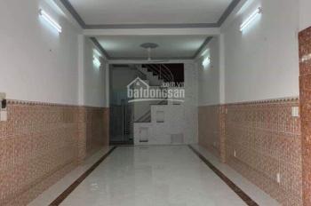 Bán nhà hẻm Phạm Hùng 3,9 x 17m, 1 trệt, 2 lầu, đường 4m tại P. 4, Quận 8