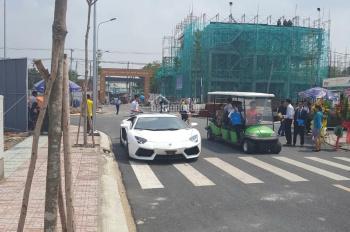 Chính chủ bán gấp nền đất 64m2 (4x16m), sổ hồng riêng dự án KDC Lộc Phát Residence. 0944354819