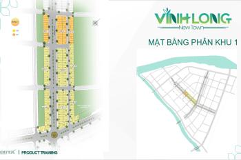 Bán đất thổ cư sổ đỏ riêng từng nền, chỉ 7,5tr/m2 ngay trung tâm TP Vĩnh Long CK: 1% LH: 0908207092