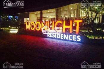 Moonlight dễ dàng mua 2PN, 2WC 66m2 = 2.4tỷ, 68m2=2.55tỷ, 71m2=2.6tỷ nhà trống view đẹp 0902924008