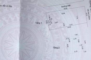 Bán nhà mặt tiền Nguyễn Thị Minh Khai ngang 8.15m giá tốt nhất thị trường