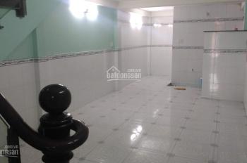 Bán nhà mặt tiền Phan Văn Khỏe, P. 5, Q. 6, DT 3.5x17m, lửng + 2 lầu