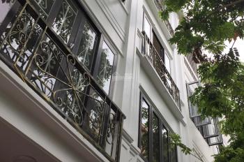 Nhà ngõ 141 phố Thịnh Liệt (Cách đường đôi Sông Sét 20m). MB 32m2 xây 4T mới, thiết kế 4PN, 3WC