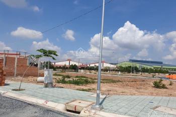 Cần bán lô đất ngay MT đường Nguyễn Ảnh Thủ, xã Bà Điểm, H. Hóc Môn liền kề UBND Bà Điểm. DT 100m2