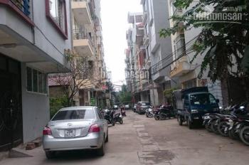Cho thuê nhà phân lô Lê Thanh Nghị - Bách Khoa 98m2*4T, cách đường 5m, thiết kế thông sàn các tầng