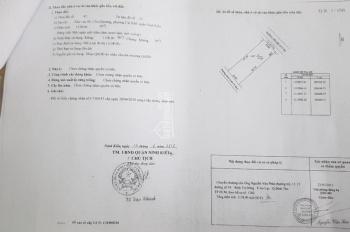 Bán nền biệt thự Cồn Khương Quận Ninh Kiều, TP Cần Thơ