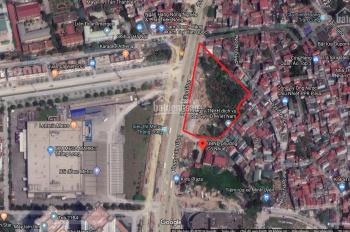 Cần bán lô đất mặt đường Phạm Văn Đồng, Hà Nội, DT 6000m2 đã có quy hoạch xây cao 30 tầng