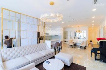 Bán căn hộ Penthouse Vinhomes Ba Son tòa Aqua 3, 4 PN, 150m2, trang bị nội thất 5* 0977771919