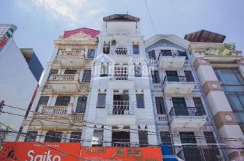 Bán nhà mặt phố Giảng Võ 2 mặt thoáng, 6 tầng có thang máy, mặt tiền 5.2m, 32 tỷ
