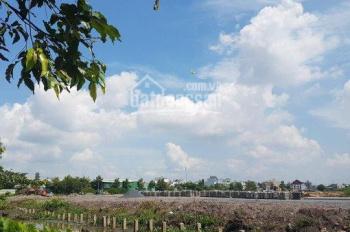 Lô duy nhất đất nền KDC Island Riverside, MT Ngô Chí Quốc, Chỉ 18tr/m2, TC 100% 0901729857
