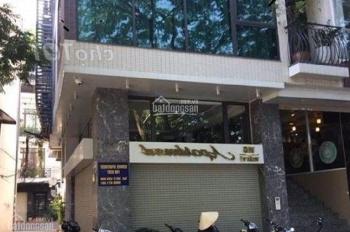 Cửa hàng kinh doanh mặt phố Trung Kính. DT 60m2 tầng 1, mặt tiền 6m, hè rộng, nhà giữa phố lớn