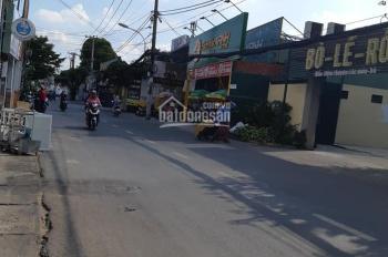 Bán nhà mặt tiền đường Tô Vĩnh Diện 6x71,4m. LH 0966 483 904