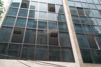 Cho thuê nhà liền kề khu đô thị Trung Yên, S: 75m2 6 tầng, có thang máy, giá thuê: 35 triệu