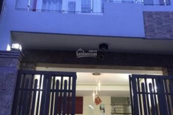 Cho thuê nhà HXT Bình Trị Đông, 4*16m, 3 lầu, có nội thất, Bình Tân