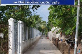 Bán nền thổ cư hẻm 146 Hoàng Quốc Việt. Liên hệ Chung 0907 123 235