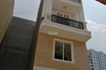 Bán nhà góc 2 MT hẻm 222 Bùi Đình Túy, P. 12, Q. Bình Thạnh, 4.2x14m, 2 lầu, giá: 7.7 tỷ