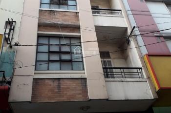 Chính chủ bán nhà Cô Giang, phường Cô Giang, quận 1, DT 144m2, trệt 4 lầu sân thượng 10PN, 12 tỷ