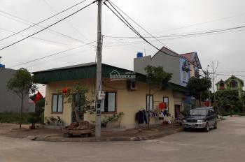 Bán nhà phân lô ô góc khu đô thị mới Nam Lê Hồng Phong, Hưng Yên