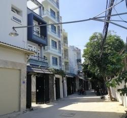 Bán nhà hẻm 364 Dương Quảng Hàm, Phường 5, DT: 4.1 x 19m, lửng, 3 lầu, ST, giá 8.3 tỷ TL giá đầu tư