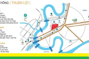 Mở bán dự án Laimian City, khu đô thị cao cấp mặt tiền Lương Định Của, Quận 2, LH 0939736359