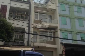 Cho thuê gấp nhà mặt tiền 3,5 tấm đường Ngô Thị Thu Minh, P. 2, Tân Bình