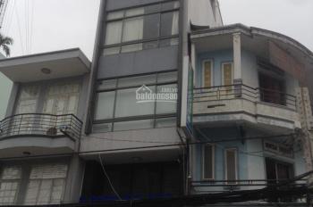 Bán nhà 5 tầng mặt tiền Nguyễn Tất Thành, Q. 4, 4x25m, NH 6,5m, giá 22 tỷ