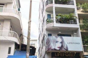Bán toà nhà CHDV thu nhập cao, 1trệt 5lầu, 10PN, thang máy, khu Phan Xích Long P7. Giá cực tốt 12tỷ