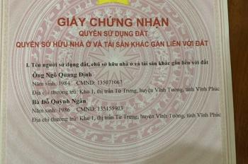 Chính chủ bán nhà số 16A, hẻm 3 ngách 38 ngõ 88 - phố Giáp Nhị, Thịnh Liệt, Hoàng Mai, LH 097192236