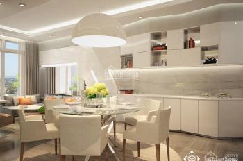 Cho thuê căn hộ Masteri Millennium Q4, DT 105m2, 3PN, view cao Bitexco, giá 26tr/th, 0977771919