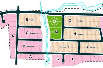 Chủ cần tiền bán gấp lô đất 100m2, dự án Đông Dương, Q9, giá 18 tr/m2