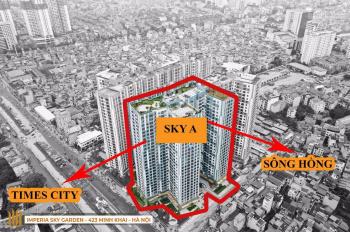 Quỹ căn 2PN - 3PN giá từ 2,2 tỷ Imperia Sky Garden, chiết khấu 4% + 85 tr. LH 096 357 8288
