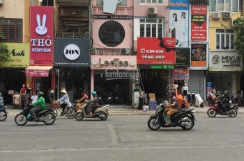 Cho thuê nhà mặt phố Nguyễn Trãi 70m2 x 5 tầng, MT 4m, thông sàn (0976.075.019), giá 35 tr/th