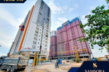 760tr/căn đã bao gồm VAT, Samsora Riverside - căn hộ mặt tiền Xa Lộ Hà Nội, Tháng 7 nhận nhà ở ngay