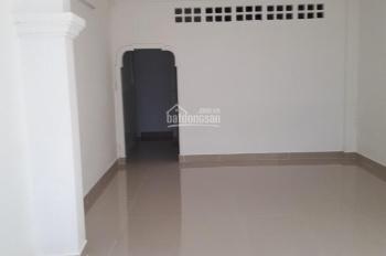 Cần cho thuê nhà nguyên căn trống đường Nguyễn Tất Thành, phường 13, quận 4