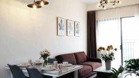 Cho thuê căn hộ 1 phòng ngủ + 1 phòng làm việc DT 52m2, dự án The Sun Avenue Q2, giá chỉ 9tr/th