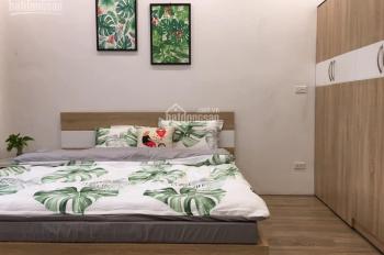 Cho thuê căn hộ chung cư Ngô Gia Tự, nội thất mới, full đồ, review thoáng mát 5tr/th. LH 0968095283