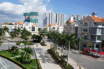 Cho thuê nhà khu Him Lam Kênh Tẻ, 1 trệt, 3 lầu, giá 30 tr/tháng, 0906.897.839 Ngọc