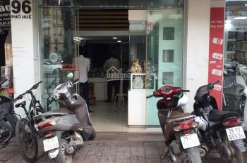 Cho thuê cửa hàng MP Bát Đàn, ngay ngã 4, 25m2, MT 4m, giá 25tr/th. LH: 0948990168 Mr. Duy