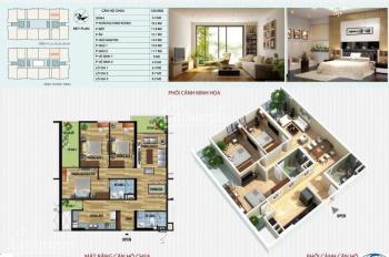 Chính chủ cần bán căn 123.7m2 và 148m2 tòa CT4 Vimeco, Nguyễn Chánh, giá rẻ 29tr/m2. LH: 0983262899