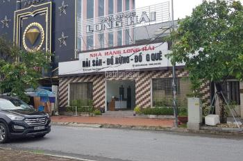 Cho thuê nhà hàng đường bao biển Cột 5, Hạ Long - vào là kinh doanh luôn