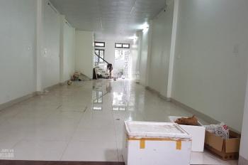 Chính chủ cần cho thuê nhà 65m2 mặt đường Quang Tiến 100m2/1 sàn mới nguyên