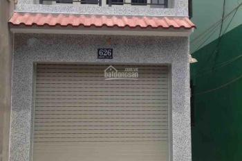 Bán nhà MT Hưng Phú, P10, Q8. DT 2,5x13m, 1 lầu nhà mới SHR giá chỉ 4,2 tỷ TL, LH 0937869289